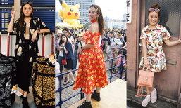 ลุคสุดสะดุดตาของแพรี่พาย ล่าโปเกม่อนที่ญี่ปุ่น จัดเต็มจนต่างชาติขอแชะภาพ