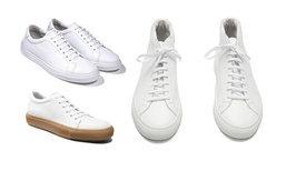 10 Sneaker สีขาวที่ควรค่าแก่การครอบครอง มีไว้ไม่ตกเทรนด์แน่นอน (เสียงสูง)
