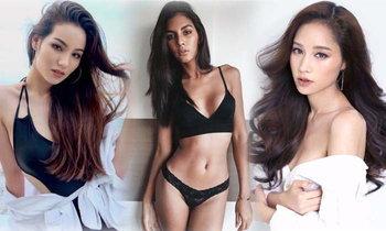 สวยมาแรง 3 สาว หญิงแท้ สาวเทียมสวย ใน The Face Thailand 3