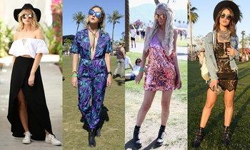 Coachella Street Style แฟชั่นสาวๆ ในเทศกาลดนตรีระดับโลก