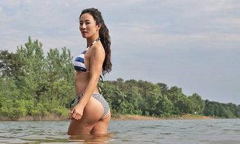 ชาวเน็ตจีนอึ้ง! นี่หรือคุณป้าวัย 50 ฟิตขนาดว่ายน้ำข้ามช่องแคบได้