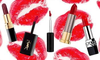 ไม่ว่าจะสาวผิวขาวหรือผิวแทน ใช้ Red Lipstick สีเหล่านี้รับรองว่าเกิด!