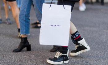 Balenciaga เปิดตัวกระเป๋าทรง ถุงช้อปปิ้ง ราคาเบาๆ 3 หมื่นกว่า