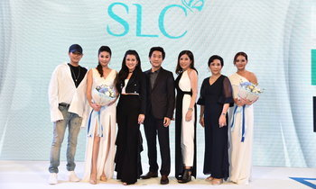 SLC CLINIC เปิดตัว Brand Ambassador แอนนา นาตาชา / ญาญ่าญิ๋ง สุดยิ่งใหญ่!!