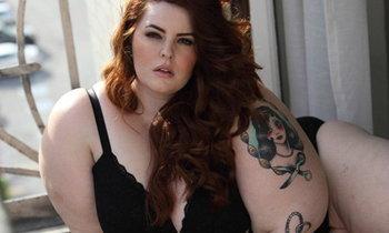 มาแรง! Tess Munster นางแบบหน้าสวย ไซส์จัมโบ้แถวหน้าของโลก