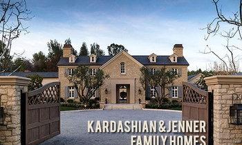 เปิดคฤหาสน์สุดหรูของเหล่าคนดังตระกูล Kardashian และ Jenner