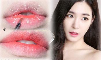 ปากสวยน่าจุ๊บ! เทคนิคทาปากแบบสาวเกาหลี