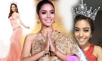 """ส่องความพร้อม 'เฟร้นฟราย ธันยชนก' ตัวแทนสาวไทยขึ้นประกวดเวที """"มิสเวิลด์ 2015"""""""