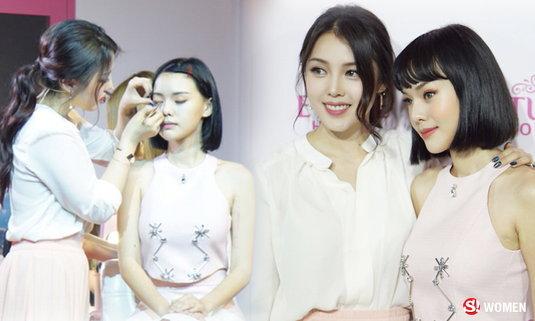 6 เทคนิคการแต่งหน้าให้เหมือนสาวเกาหลี จาก โพนี่ เมคอัพอาร์ติสท์สุดฮอต