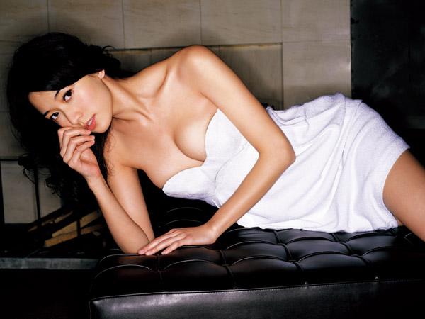 10 อันดับ ดารานางแบบอกสวย ของไต้หวัน