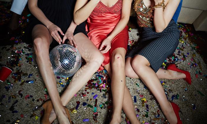 แนวชุดปาร์ตี้สวยสะดุดตา สำหรับปาร์ตี้วันปีใหม่