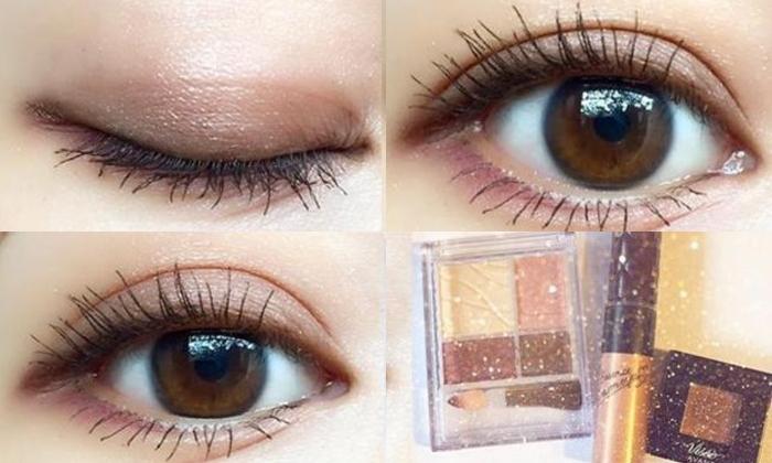 20 ไอเดียแต่งดวงตาแบบ Everyday Looks สวย ซอฟต์ ดูดี จาก IG : lucky02181014