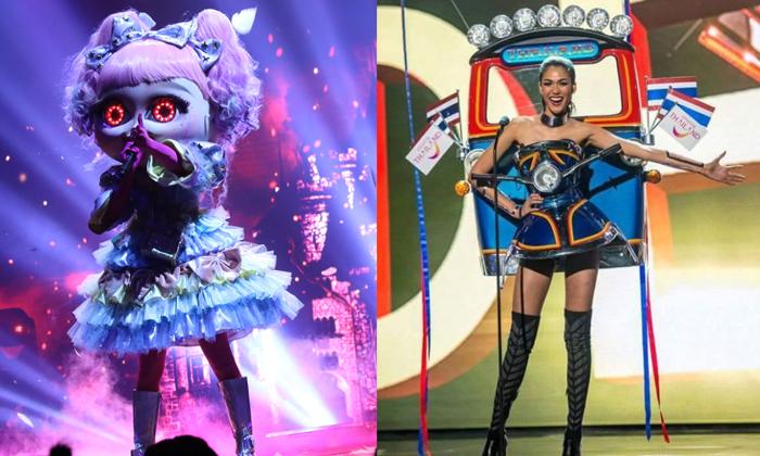 หน้ากากตุ๊กตา อีกหนึ่งผลงานเจ้าของชุดประจำชาติรถตุ๊กตุ๊ก สุดสร้างสรรค์