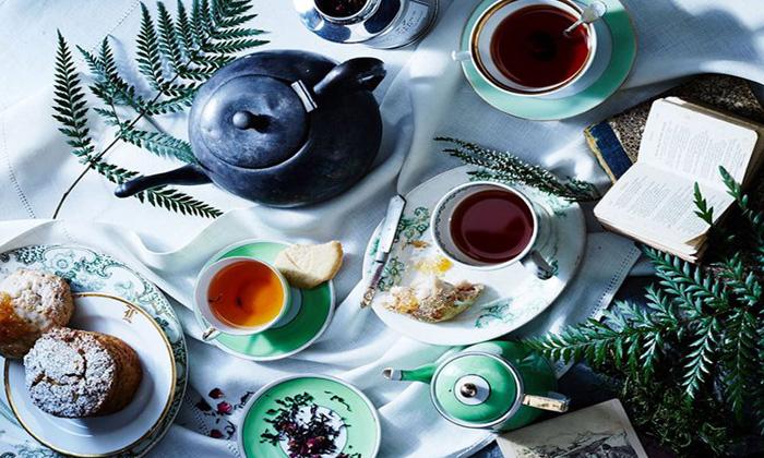 ดื่มชาแบบคนสวยๆ รักสุขภาพ ต้องรู้จักชาแต่ละชนิดกันก่อน