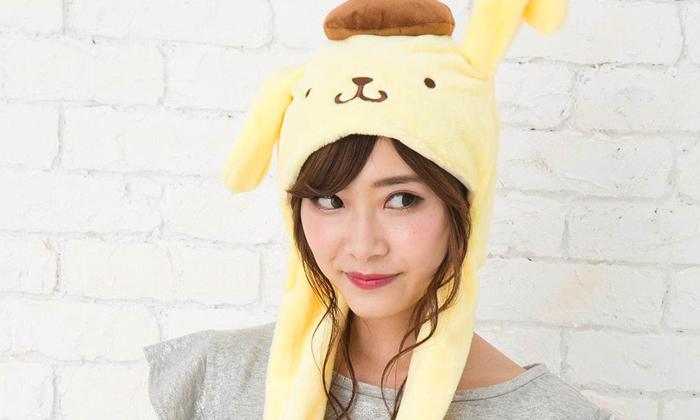 หมวกกระดิกหูได้ ไอเทมน่ารักจาก Sanrio ที่สาวกต้องมี