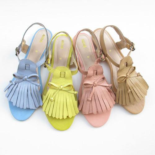 รองเท้าแฟชั่น ทรงบัลเล่ห์ สวยเท่ห์ แบบ MAVE