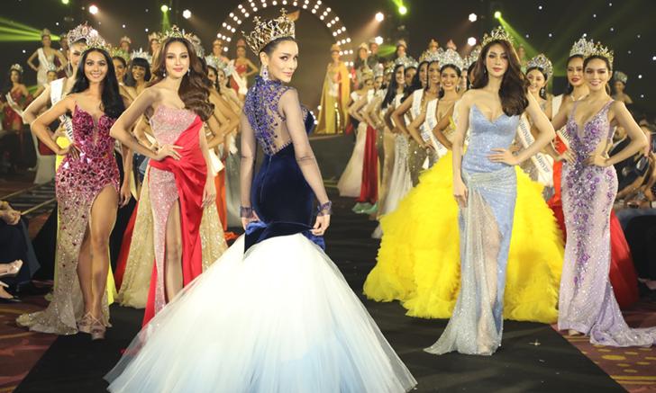 """""""ณวัฒน์"""" จัดแฟชั่น """"ผ้าไทย"""" ผงาดรันเวย์ พร้อมเปิดตัวมงกุฎ Miss Grand Thailand 2020"""