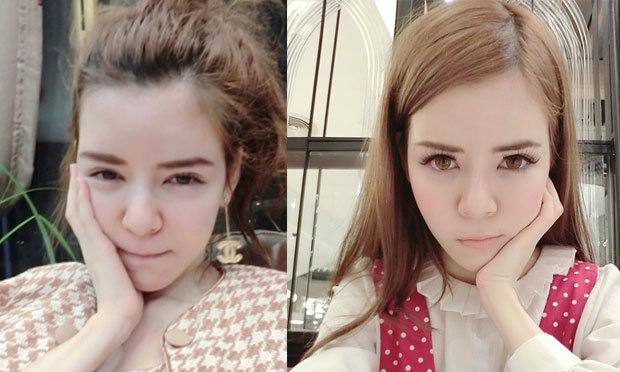 How To แต่งหน้าลดอายุ By แคทเธอรีน สาวฮอตในโลกออนไลน์