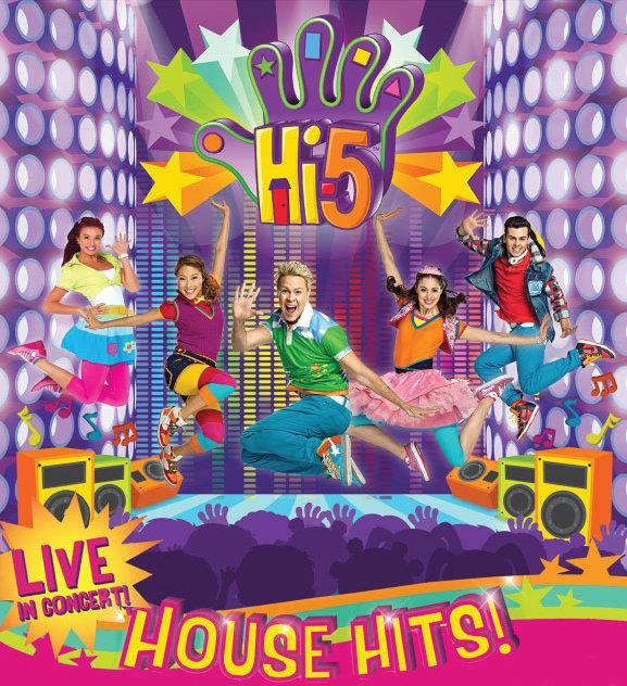 สก๊อตวิตามินซี ชวนคุณพ่อคุณแม่ให้จูงมือหนูๆ มาร้องเล่นเต้นสนุกกับคอนเสิร์ต Hi5 House Party สุดมันส์