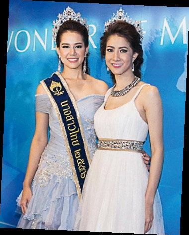 เปิดใจสองพี่น้อง นางสาวไทย เส้นทางที่คู่ควร ของ โจอี้-จีน่า