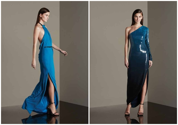 halston heritage collection2014