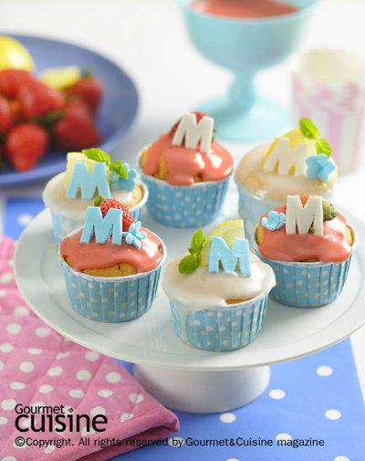 คัปเค้ก อร่อย ง่าย เด็กๆ ก็ทำได้