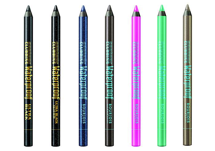 """Bourjois Contour Clubbing Waterproof Pencil"" อายไลเนอร์ 7 เฉดสี สุดเจิด"
