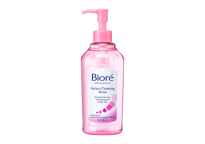 ครั้งแรก!! Cleansing Water จาก Biore