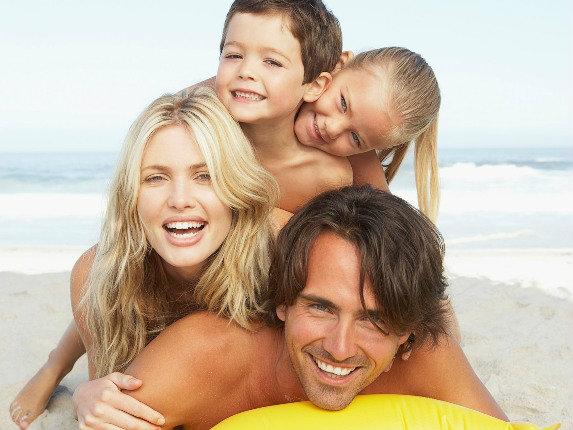 สร้างสุขในครอบครัวด้วยหลัก 4 ยอม