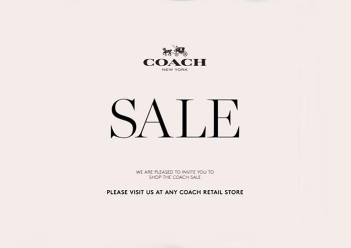 Coach End of Season Sale Nov.2014!!