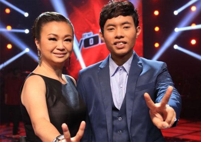 หนุ่ม ลูกทีมโค้ชคิ้ม โชว์ความแซ่บชนะใจคนดูคว้า The Voice Thailand Season 3