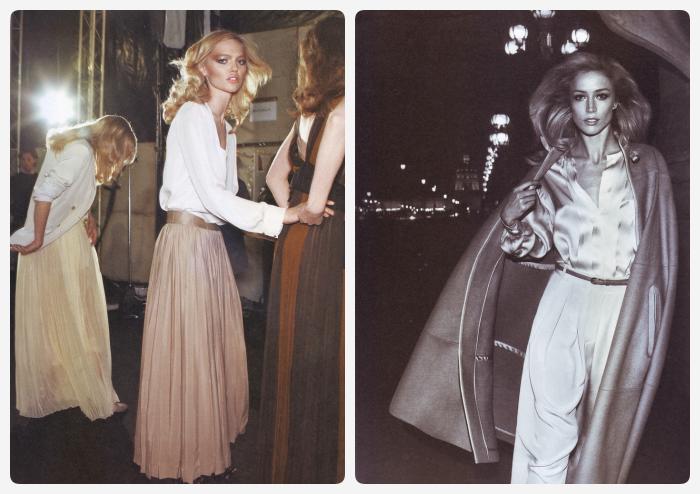 """การเดินทางของสาว """"Chloé"""" จากยุค 80 สู่ศตวรรษ 20"""