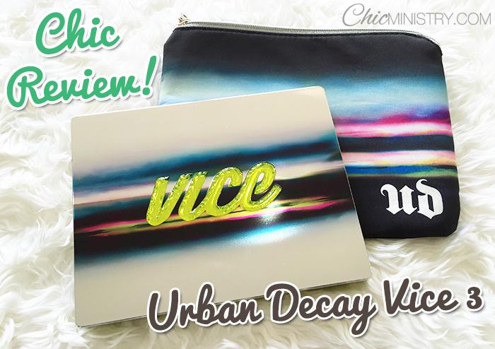 Chic Review! รีวิวพาเล็ทอายแชโดว์สุดจี๊ด Urban Decay Vice3