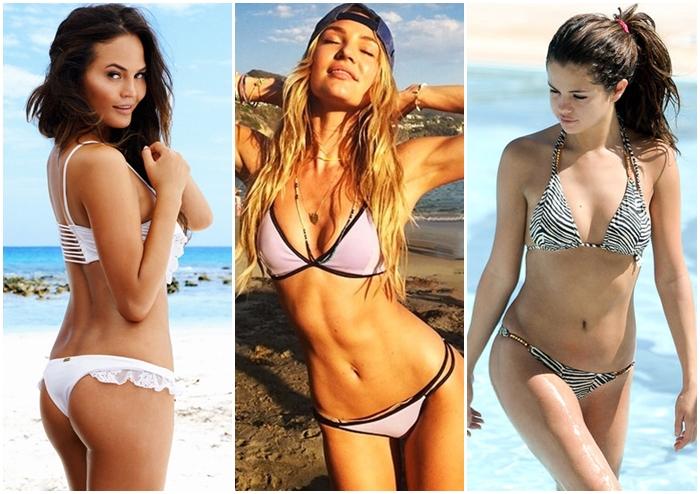 #อิจฉาหนักมาก! 10 ดาราฮอลลีวูดที่ใส่ชุดว่ายน้ำได้เซ็กซี่ที่สุด