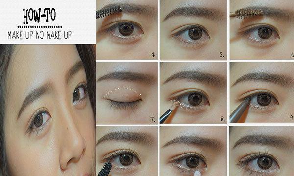 How to : Make up no make up แต่งหน้าวันสบายๆ