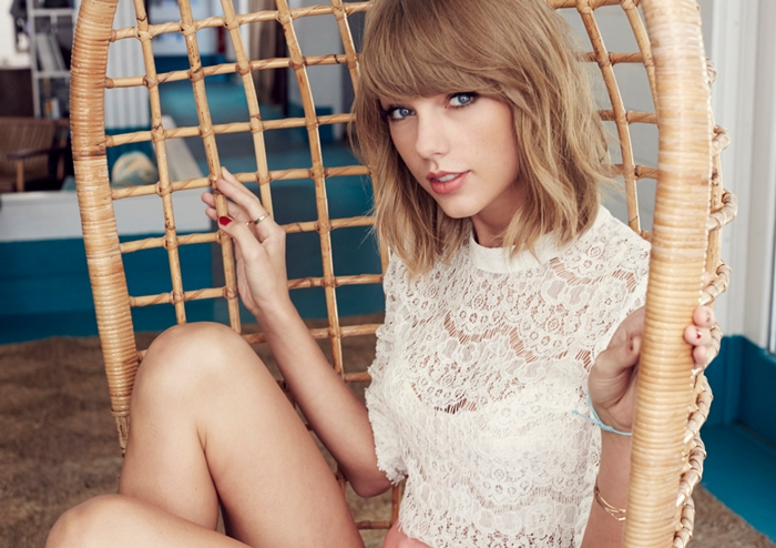 Taylor Swift to Launch Fashion Line in China