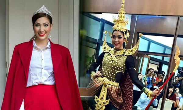 เช็คความสวย! ยิ้ม ชาวิกา ตัวแทนสาวไทยเข้าร่วม ประกวด Miss Earth 2015