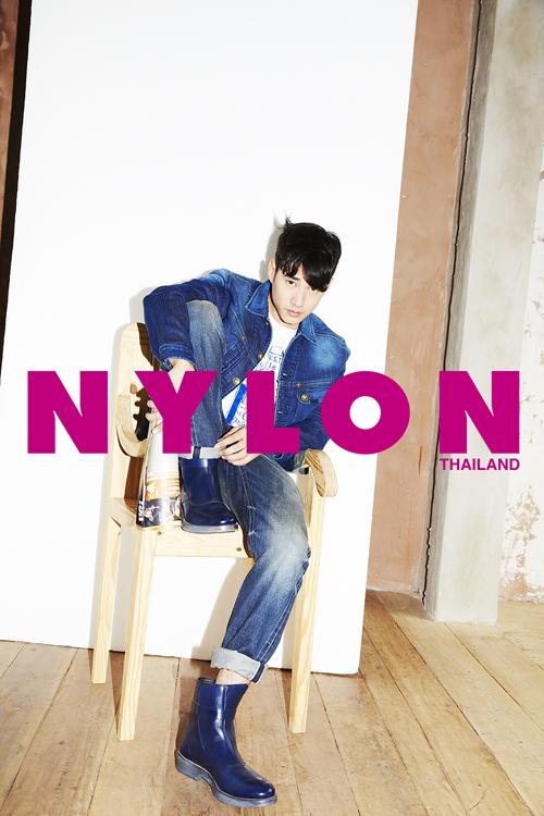 NYLON THAILAND : ธันวาคม 2557