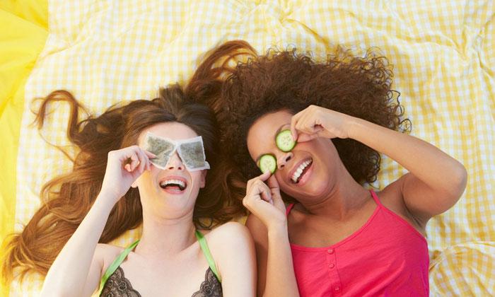 ถุงใต้ตาบวมตุ่ยแก้ได้ด้วย 7 ตัวช่วยง่ายๆ หาได้ใกล้ตัว