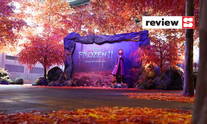 """เข้าผจญภัยฟรี! คิง เพาเวอร์ เปิดดินแดน """"โฟรเซ่น"""" เอาใจคนรัก ราชินีหิมะ"""