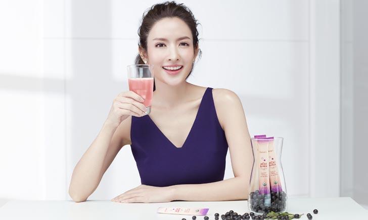 บูสผิวกระจ่างใส แบบได้สุขภาพดีๆ กับ Inneri Acai B-Mix ผงชงพร้อมดื่ม