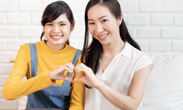 ก้าวสู่วัยแตกเนื้อสาวอย่างมั่นใจด้วย 6 วิธีดูแลตัวเองที่สาววัยใสควรรู้