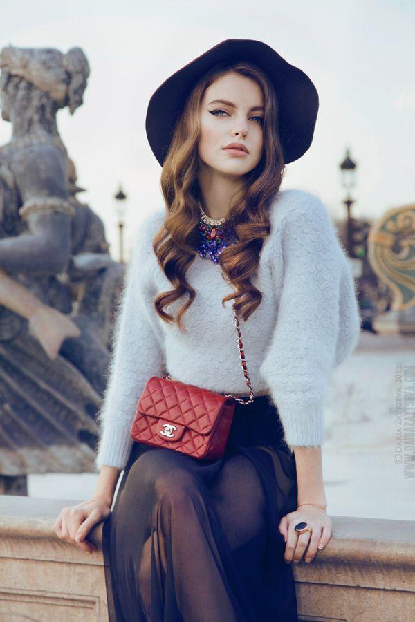 กระเป๋า chanel รุ่น classic สวยฮิต สะพายได้ทุกโอกาส