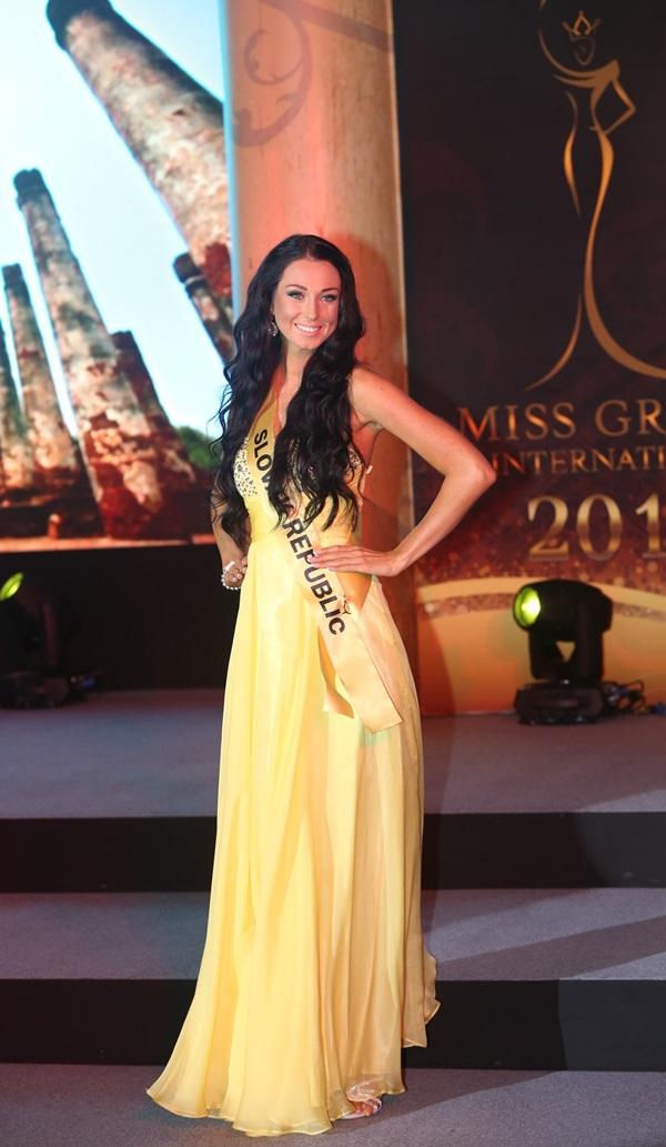 ไทย เจ้าภาพ Miss Grand International 2014