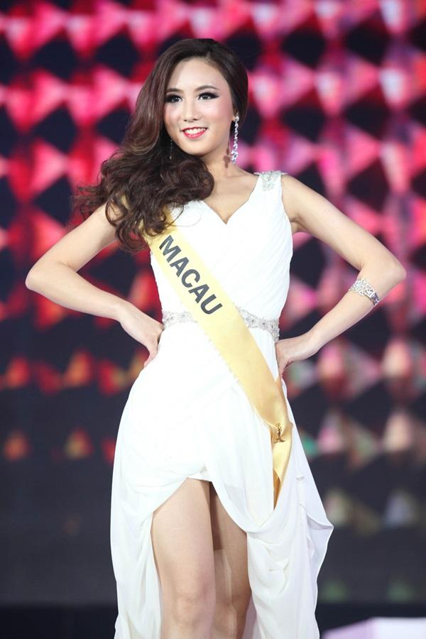 85 สาวงามทั่วโลก อวดโฉม เตรียมชิงมงกุฎ Miss Grand International 2014