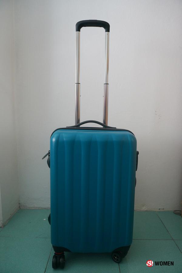 จัด เลือก กระเป๋าเดินทางอย่างไร ให้จุใจ เอาอยู่!