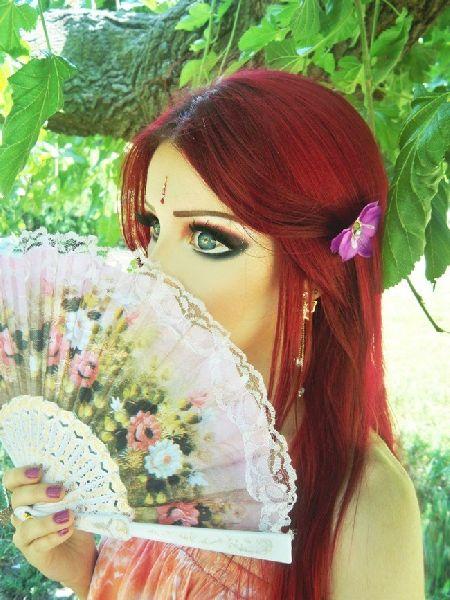 สาวยูเครนผู้หลงใหลตัวการ์ตูนอนิเมะ ถึงขั้นลงทุนศัลยกรรมจนเหมือน!!