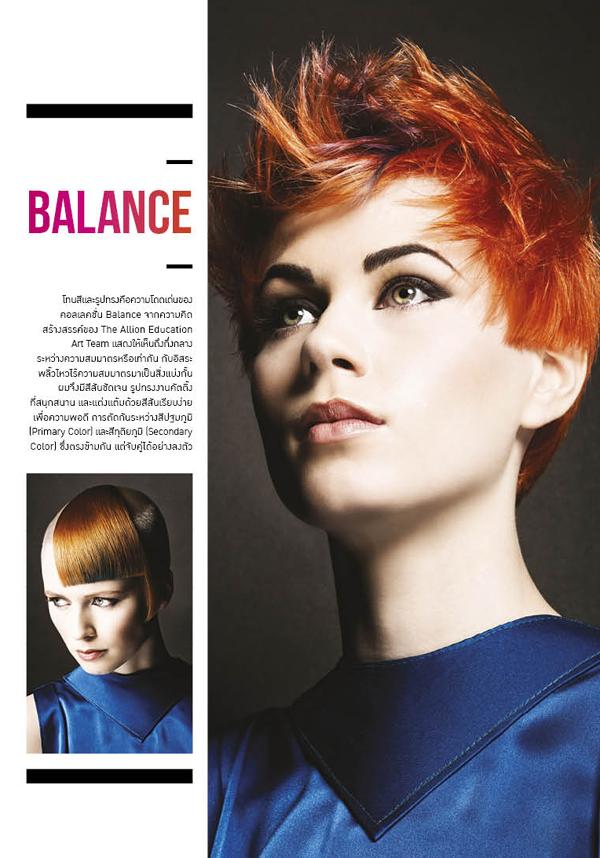Hair world : กุมภาพันธ์ 2558
