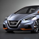 Nissan Sway