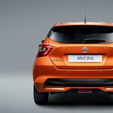 Nissan March/Micra 2017